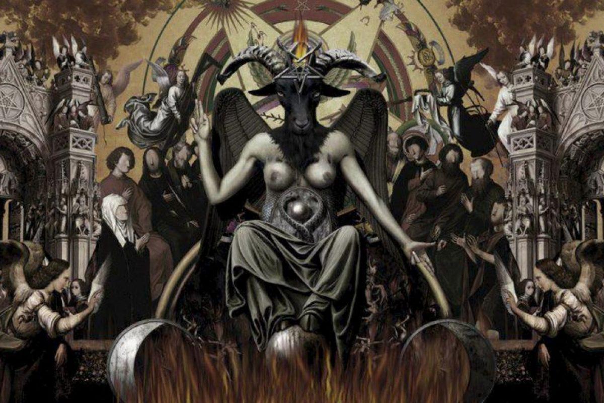 """El Satanista ateísta es su propio """"Dios"""". De aquí viene la corriente fundada por Anton LaVey. Foto:vía Tumblr. Imagen Por:"""