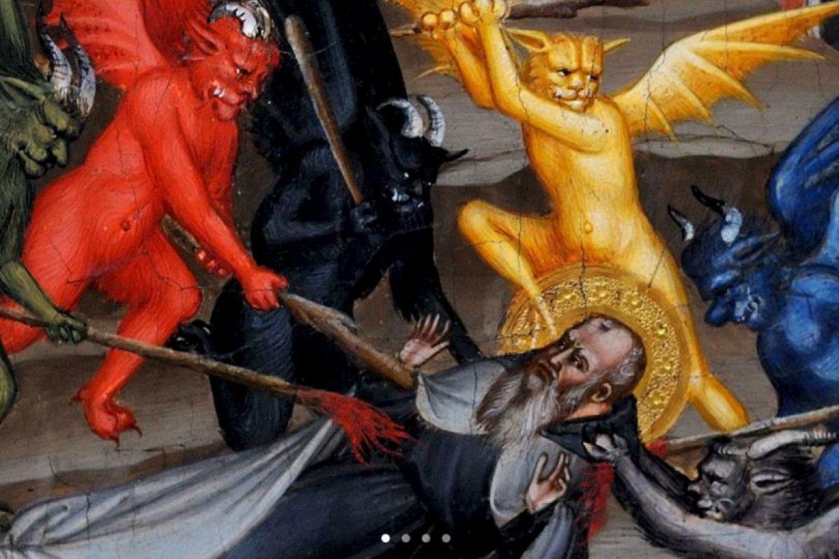 Su hija es la que regenta la gran iglesia en San Francisco. Foto:vía Iglesia de Satán. Imagen Por: