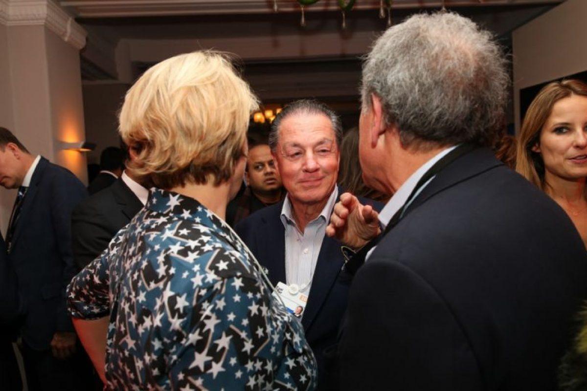 Eyal Ofer, de Israel, posee una fortuna de $8.4 mil millones de dólares. Foto:Flickr.com. Imagen Por:
