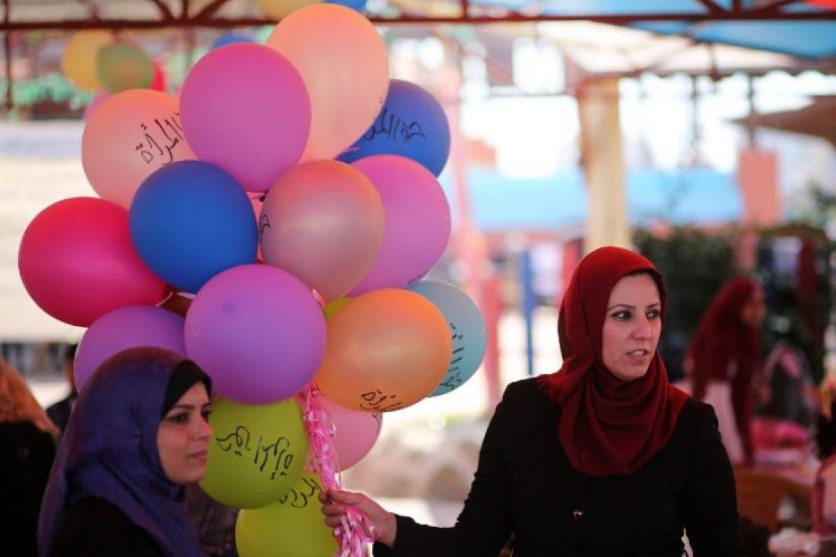 Palestina Foto:AFP. Imagen Por: