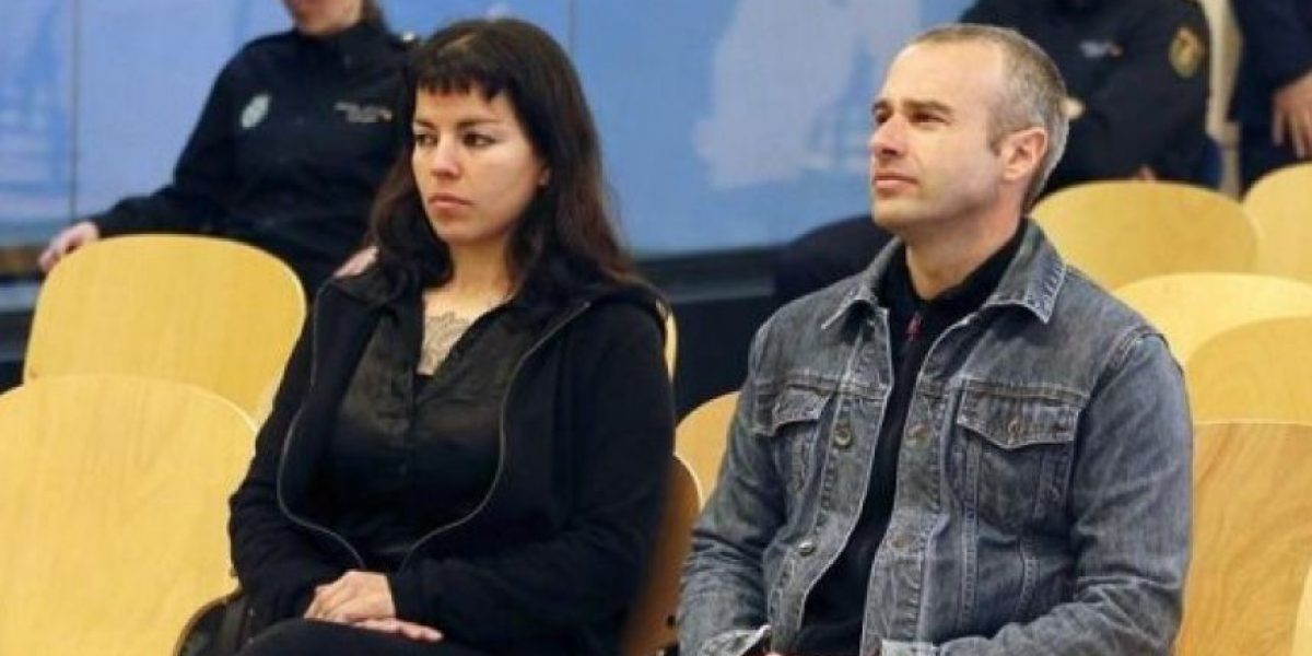 Chilenos se declaran inocentes de acto terrorista en España: Fiscalía pide 44 años de cárcel