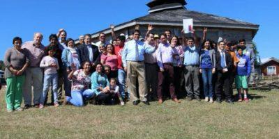 Gobierno realiza histórica entrega de terrenos a comunidades indígenas de Chiloé