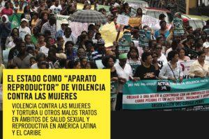 Presentación del informe de Amnistía Internacional. Foto:Reproducción. Imagen Por: