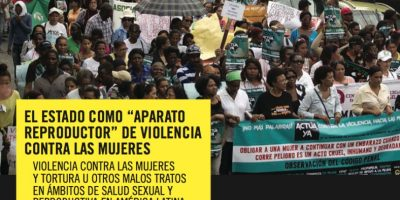 Amnistía Internacional acusa a los estados de violentar a las mujeres
