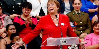"""Bachelet y proyecto de aborto: """"Las mujeres tenemos derecho a tomar decisiones"""""""