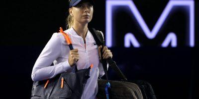 Patrocinadores abandonan a Maria Sharapova tras confesar dopaje