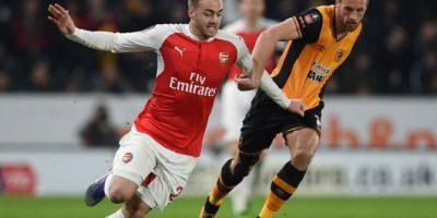 Arsenal goleó a Hull y avanzó a cuartos de final de la FA Cup
