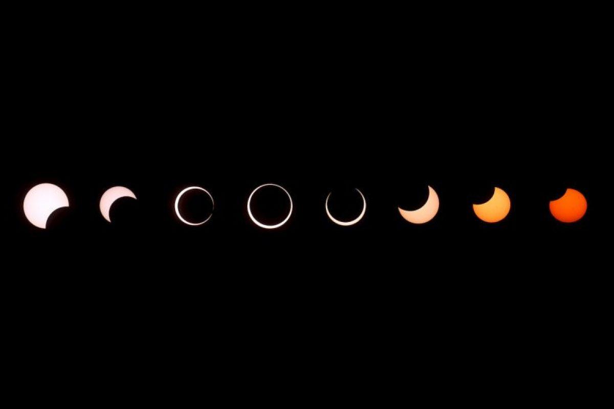 Recomendaciones para observar un eclipse solar Foto:Getty Images. Imagen Por: