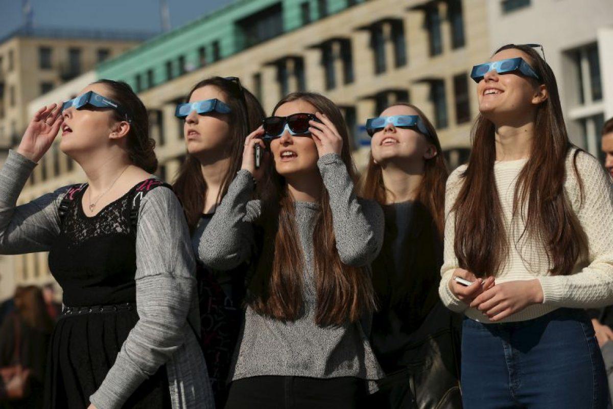 Puede provocar quemaduras en la retina Foto:Getty Images. Imagen Por:
