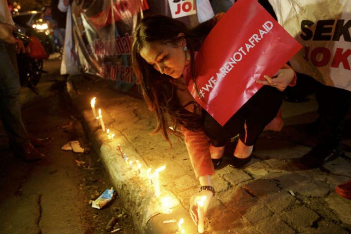 El 38% de los asesinatos de mujeres que se producen en el mundo son cometidos por su pareja. Foto:Getty Images. Imagen Por:
