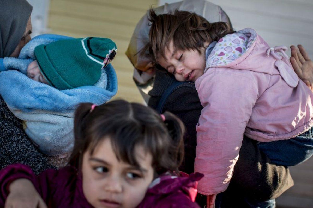 Y una violación de los derechos humanos de las mujeres. Foto:Getty Images. Imagen Por: