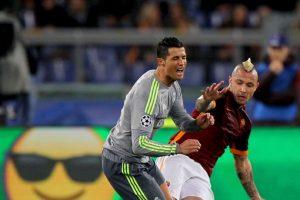Tienen una ventaja de 2-0 que obtuvieron en la capital italiana. Foto:Getty Images. Imagen Por: