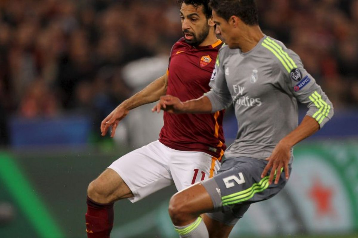 Real Madrid vs. Roma Foto: Getty Images. Imagen Por: