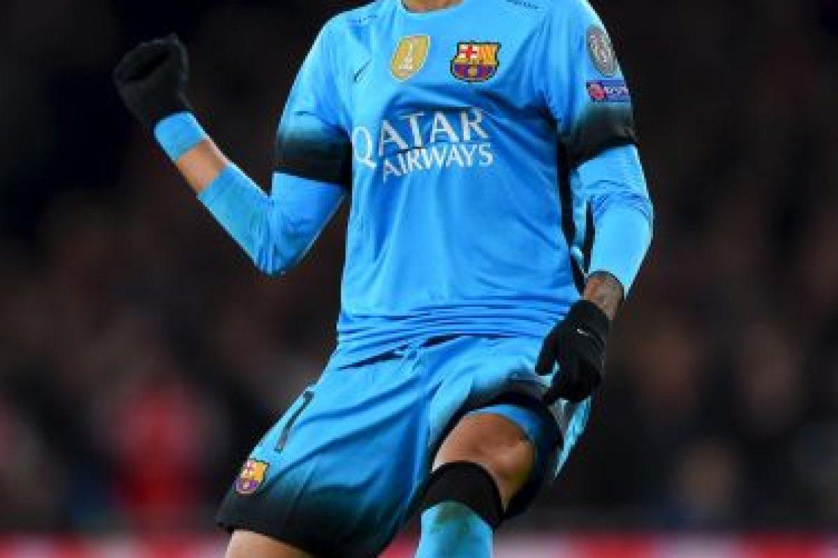 Tiene 18 goles, nueve menos que Cristiano Ronaldo Foto:Getty Images. Imagen Por: