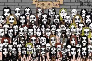 ¿Ya vieron al panda? Foto: Vía Twitter.com. Imagen Por: