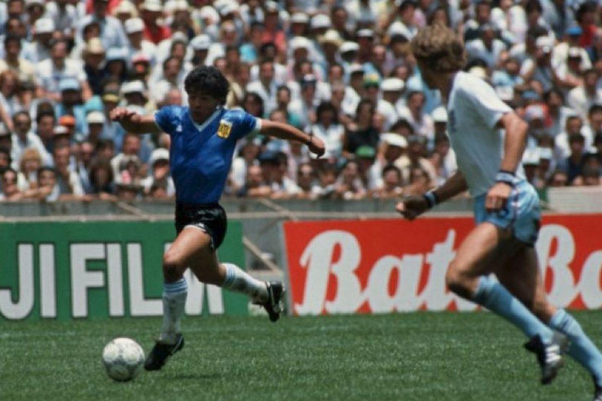 Diego Maradona Foto:Getty Images. Imagen Por: