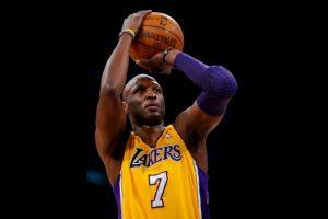 Lamar Odom. El exjugador de Los Angeles Lakers se debatió entre la vida y la muerte por una sobredosis Foto:Getty Images. Imagen Por: