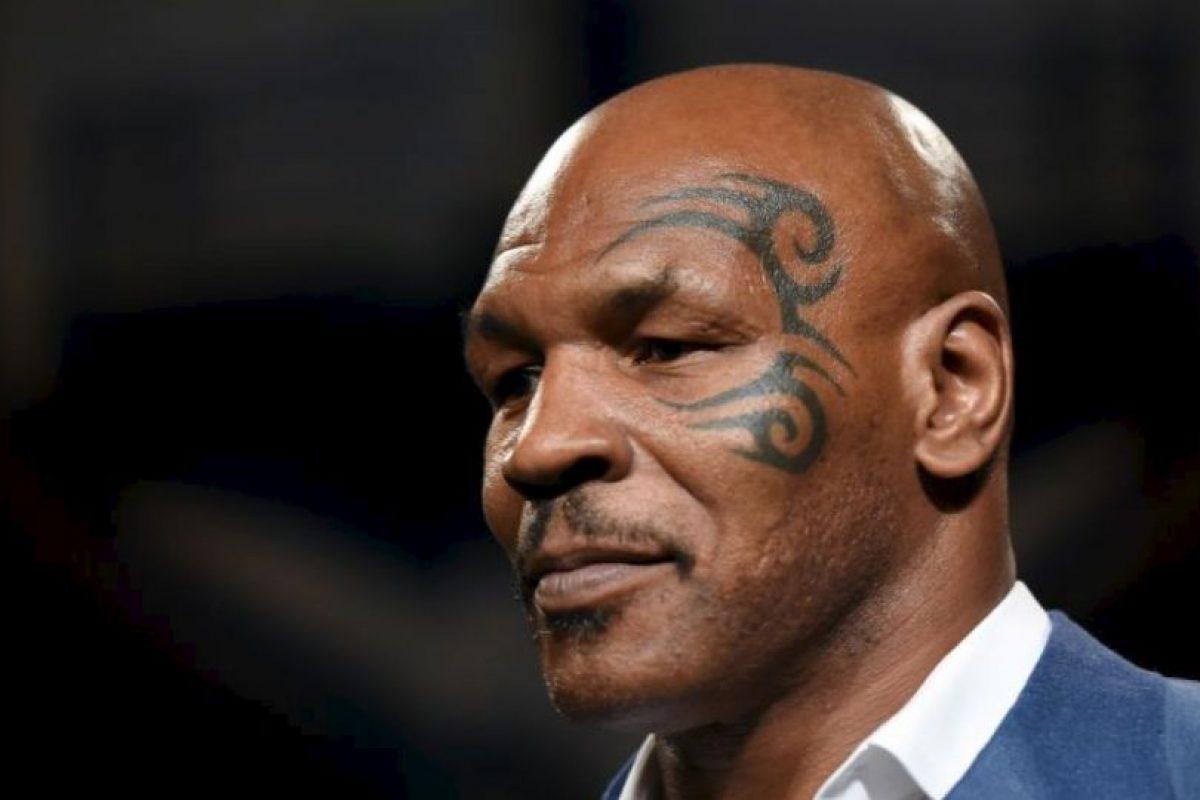 Admitió que se drogaba antes de las peleas Foto:Getty Images. Imagen Por: