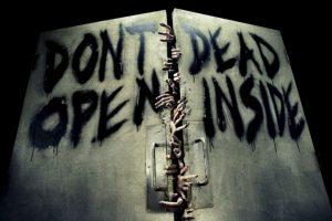 Hizo su debut en la serie de esta peculiar forma. Foto:Vía Walking Dead. Imagen Por: