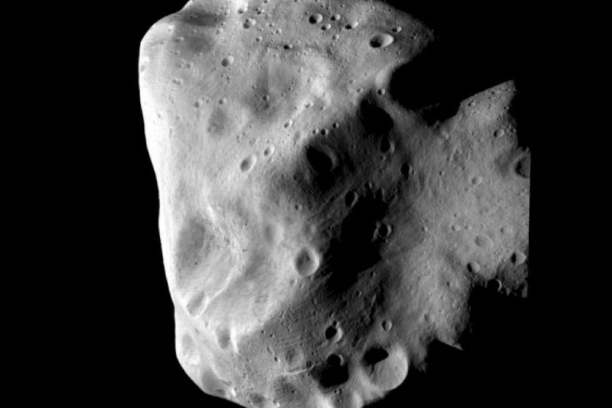 NASA vigila los asteroides Foto:nasa.gov. Imagen Por: