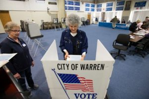 La precandidata agradeció a todos sus votantes vía Twitter. Foto:AFP. Imagen Por:
