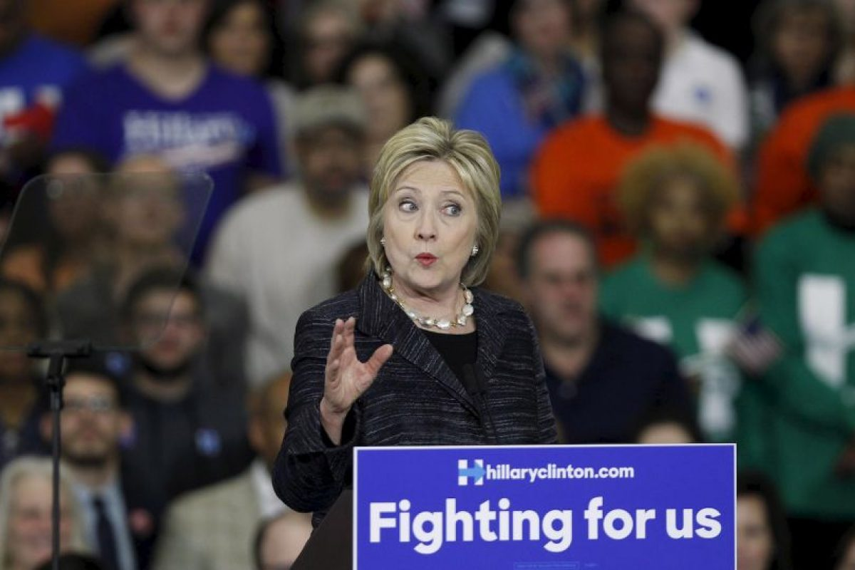 Consiguiendo así la victoria en 13 estados. Foto:AFP. Imagen Por: