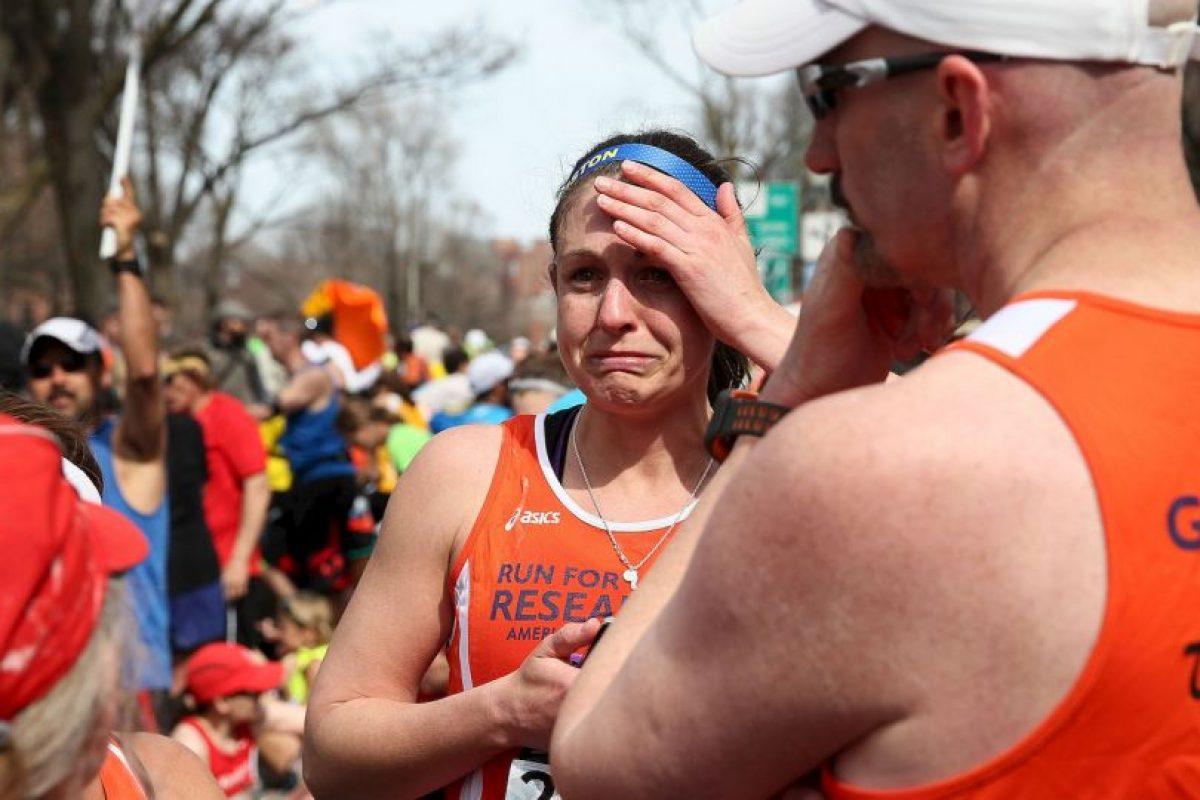 Atentado contra maratón de Boston. Imagen Por: