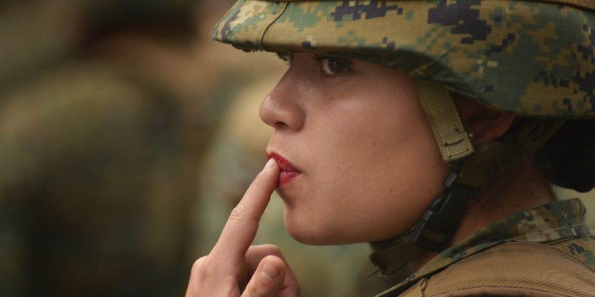 Aprueban proyecto que modifica el escalafón de Servicio Femenino Militar