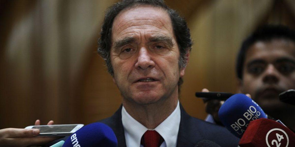 Presidente de la UDI tras declaración de Longueira: no se puede seguir con este