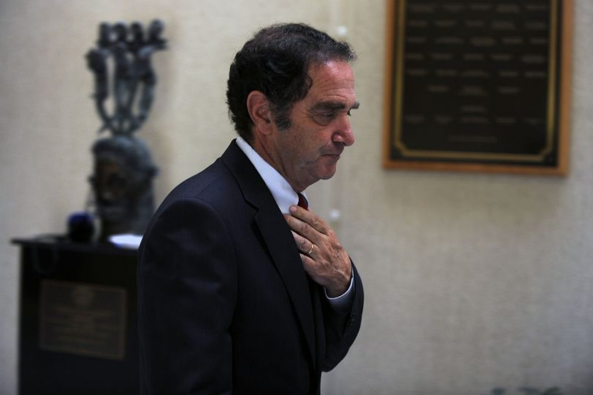 Hernán Larraín, presidente de la UDI. Foto:Agencia Uno. Imagen Por: