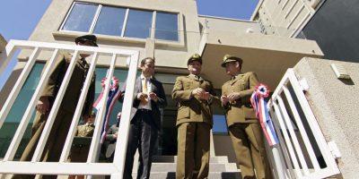 Carabineros inaugura cuartel del OS9 en Concepción