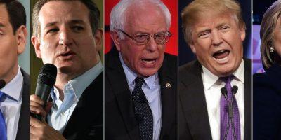 Primarias: Trump vence en tres estados y Sanders sorprende en Michigan