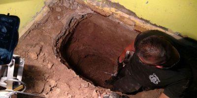 Reos de Calama preparaban fuga: descubren túnel de 70 metros al interior de cárcel