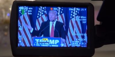 Video: Trump y Clinton celebran triunfo en primarias
