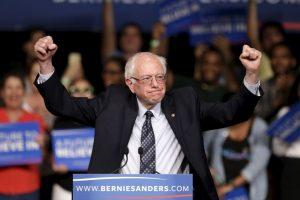 Bernie Sanders derrotó a Hillary Clinton con un 50 por ciento de los votos en el estado de Michigan Foto:AP. Imagen Por: