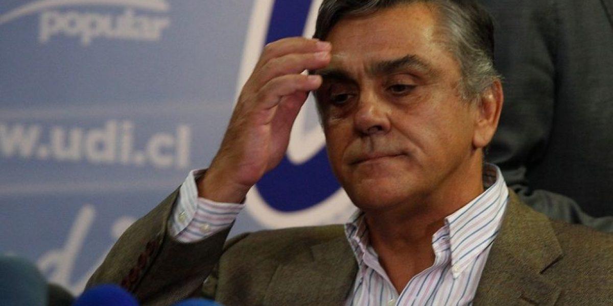 Pablo Longueira renuncia a militancia de la UDI y asegura: