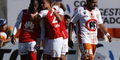 Cobresal perdió su tercer partido y quedó con un pie fuera de la Libertadores