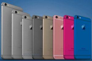 Los conceptos del iPhone 5SE Foto:Vía 9to5mac.com. Imagen Por: