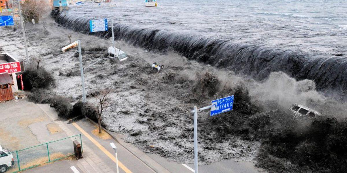 Estudio japonés revela causa del inusual poder destructivo del tsunami de 2011