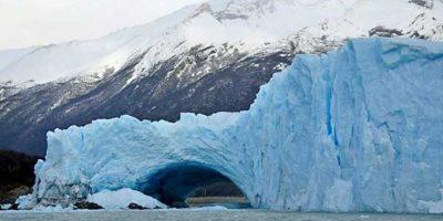 Argentina: así fue el espectacular derrumbe del característico