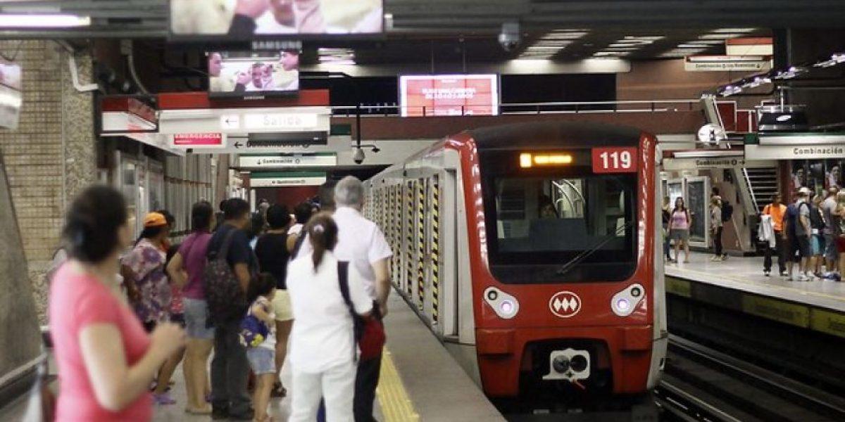 Metro de Santiago incluirá a funcionarios de la PDI para mejorar seguridad en la red