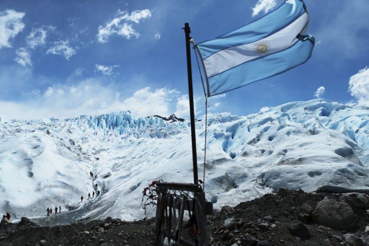 Se ubica dentro del Parque Nacional Los Glaciares. Foto:Getty Images. Imagen Por: