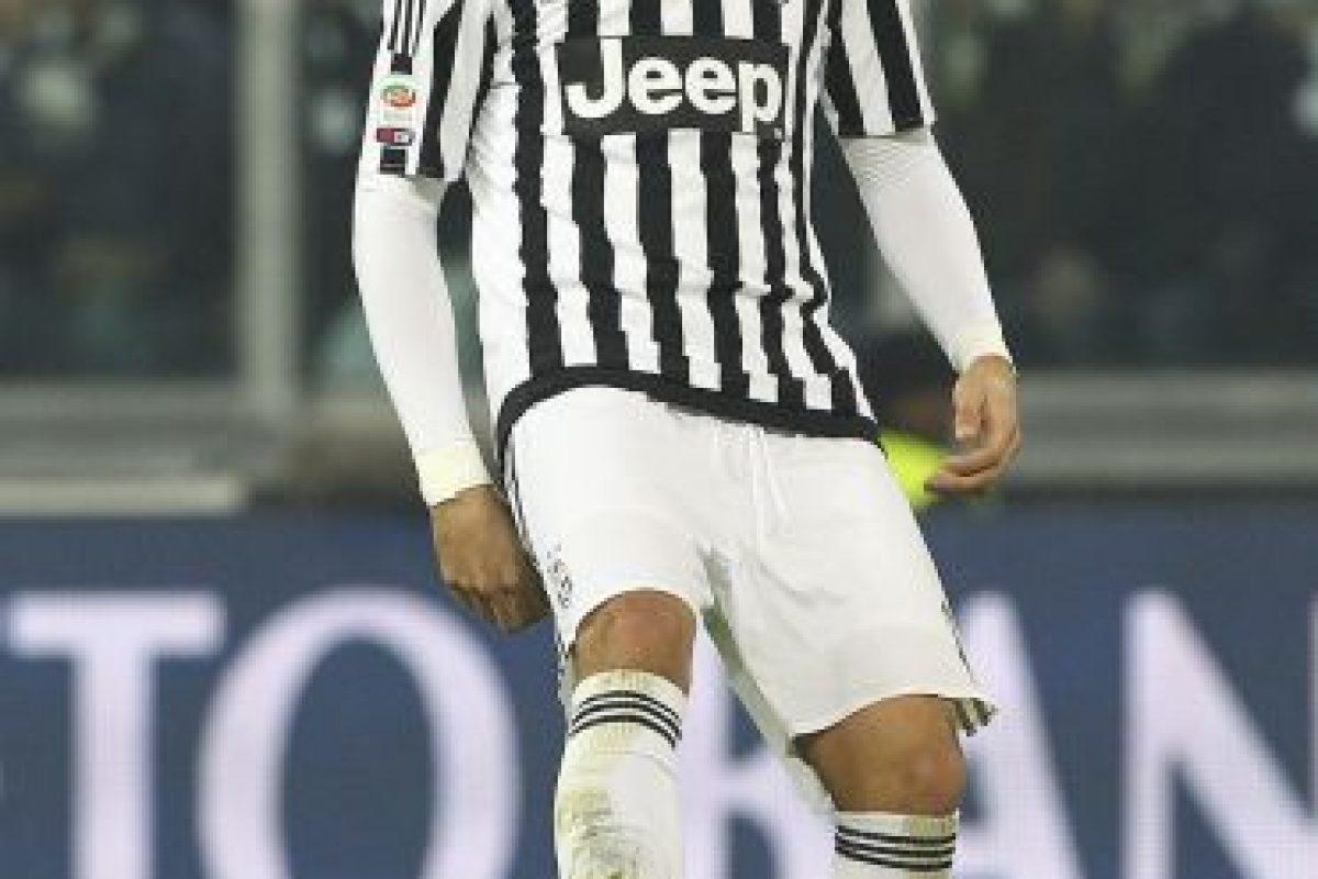 Ha marcado cuatro dianas en la Liga italiana en esta temporada Foto:Getty Images. Imagen Por:
