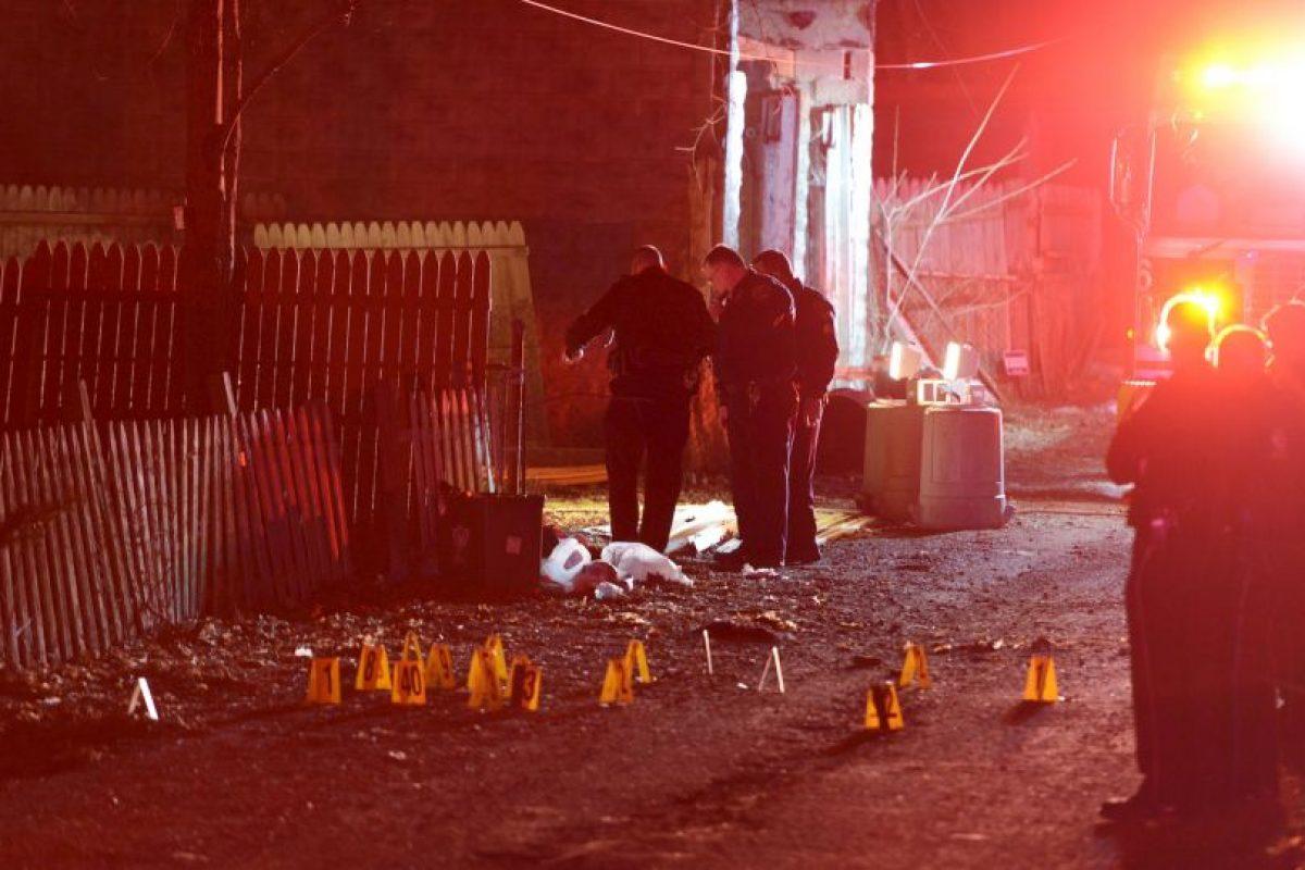Se registró un tiroteo en Wilkinsburg, Pensilvania. Foto:AP. Imagen Por: