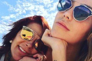 Alejandra Guzmán y su hija Frida Sofía Foto:Vía Instagram/@laguzmanmx. Imagen Por: