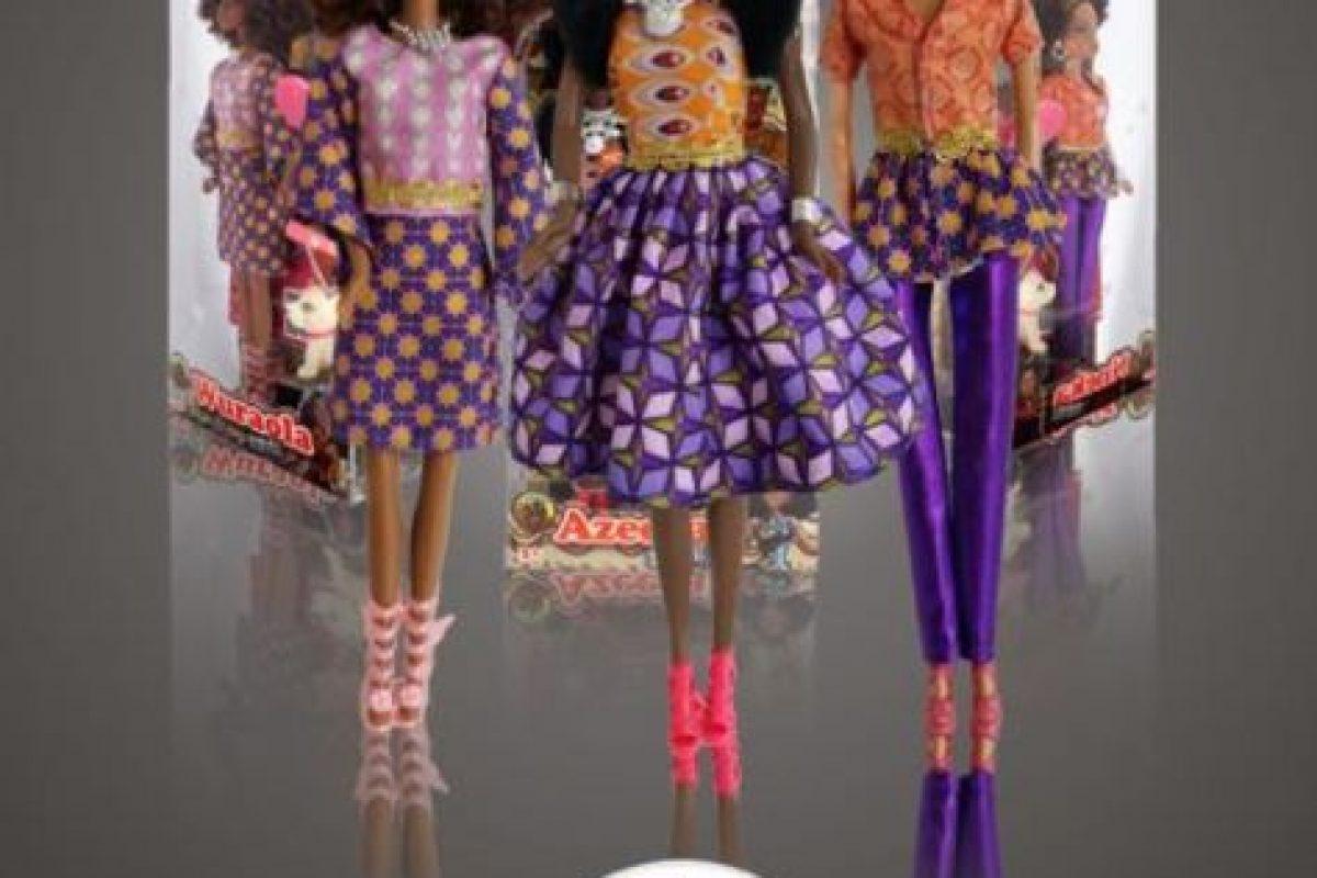Queens of Africa fueron creadas por el nigeriano Taofick Ockoya, que no encontraba una Barbie negra para su hija. Foto:vía Facebook/Queensof Africa. Imagen Por: