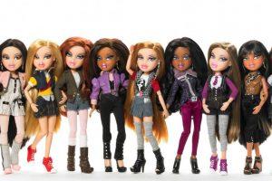 Las Bratz se lanzaron en 2001 como competidoras de Barbie con éxito rotundo. Son muñecas que representan la estética adolescente y urbana. Foto:vía MGAE. Imagen Por: