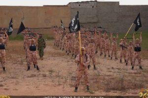 El grupo terrorrista espera a la nueva generación de militantes. Foto:AP. Imagen Por: