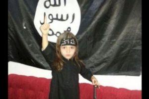 Algunos menores trabajan para EI como informantes, hombres bomba o escudos humanos. Foto: Twitter.com – Archivo. Imagen Por: