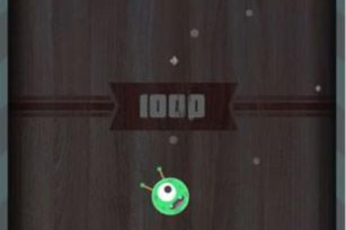 Bumper Jump es un divertido juego en el que deben llevar a un pequeño alien de vuelta a casa. Foto:Gnarcade LLC. Imagen Por: